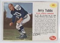 Jerry Tubbs [Authentic]