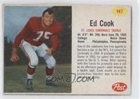 Ed Cook [Good to VG‑EX]