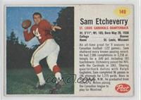 Sam Etcheverry [Good to VG‑EX]