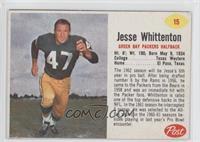 Jesse Whittenton