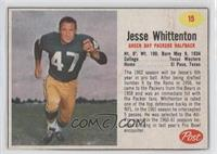 Jesse Whittenton [Authentic]
