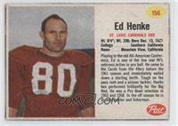 Ed Henke [Authentic]