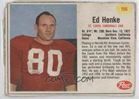 Ed Henke