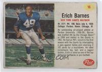 Erich Barnes [GoodtoVG‑EX]