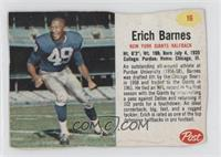 Erich Barnes [Authentic]