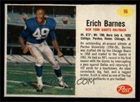 Erich Barnes [EX]