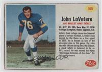 John LoVetere [GoodtoVG‑EX]
