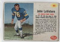 John LoVetere [Poor to Fair]
