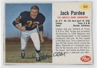 Jack Pardee [Authentic]