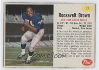 Rosey Brown [GoodtoVG‑EX]