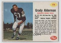 Grady Alderman