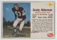 Grady Alderman [Good to VG‑EX]