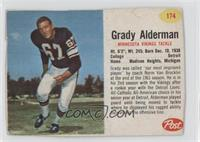Grady Alderman [GoodtoVG‑EX]