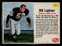 Bill Lapham [EXMT]