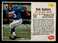 Bob Gaiters [EX]