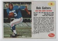 Bob Gaiters [Authentic]