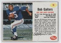 Bob Gaiters [GoodtoVG‑EX]