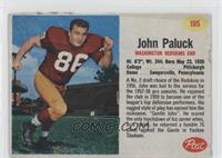John Paluck