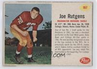 Joe Rutgens