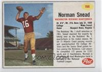 Norm Snead [Authentic]