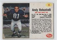 Andy Robustelli [Authentic]