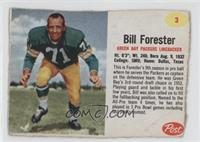 Bill Forester [Authentic]