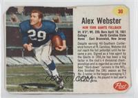 Alex Webster [Poor]