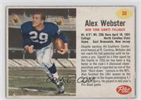 Alex Webster [PoortoFair]