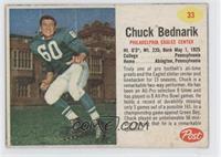 Chuck Bednarik [Authentic]