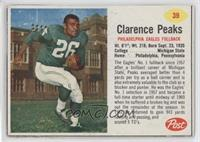Clarence Peaks [Authentic]