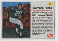 Clarence Peaks [Good to VG‑EX]