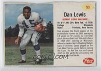 Dan Lewis [Authentic]