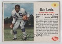 Dan Lewis [GoodtoVG‑EX]