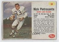 Nick Pietrosante [Good to VG‑EX]
