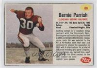 Bernie Parrish [PoortoFair]