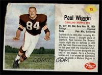 Paul Wiggin [GOOD]