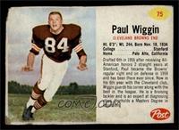 Paul Wiggin [VG]