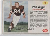 Paul Wiggin