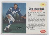 Gino Marchetti [GoodtoVG‑EX]