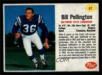 Bill Pellington [EX MT]