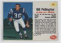 Bill Pellington [Authentic]
