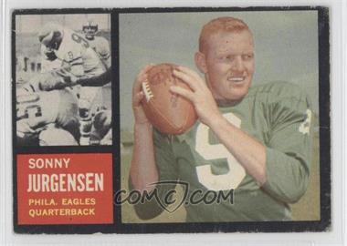 1962 Topps - [Base] #115 - Sonny Jurgensen [GoodtoVG‑EX]