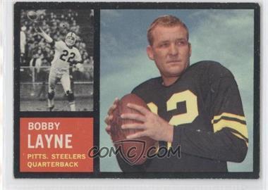 1962 Topps - [Base] #127 - Bobby Layne