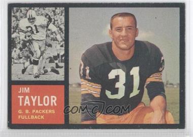 1962 Topps - [Base] #66 - Jim Taylor
