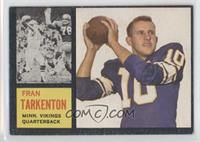 Fran Tarkenton [Good to VG‑EX]