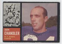 Don Chandler [Good to VG‑EX]