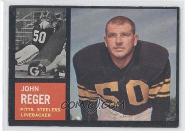 1962 Topps #135 - John Reger