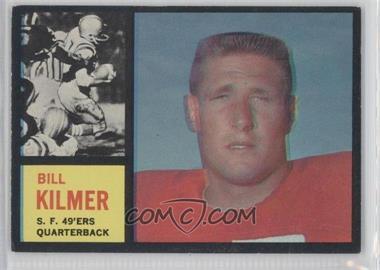 1962 Topps #151 - Billy Kilmer