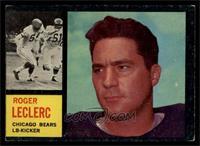 Roger LeClerc [VGEX]
