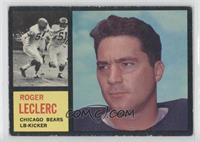 Roger LeClerc [Good to VG‑EX]